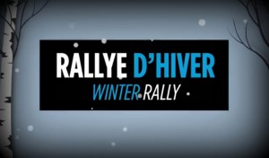 New in 2017: A Winter Rally
